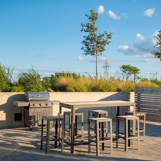 Frontier Outdoor Terrace